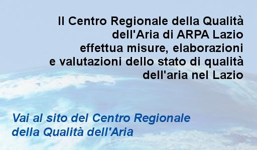 Centro regionale della qualità dell'aria